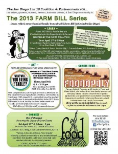 2013 Farm Bill Series